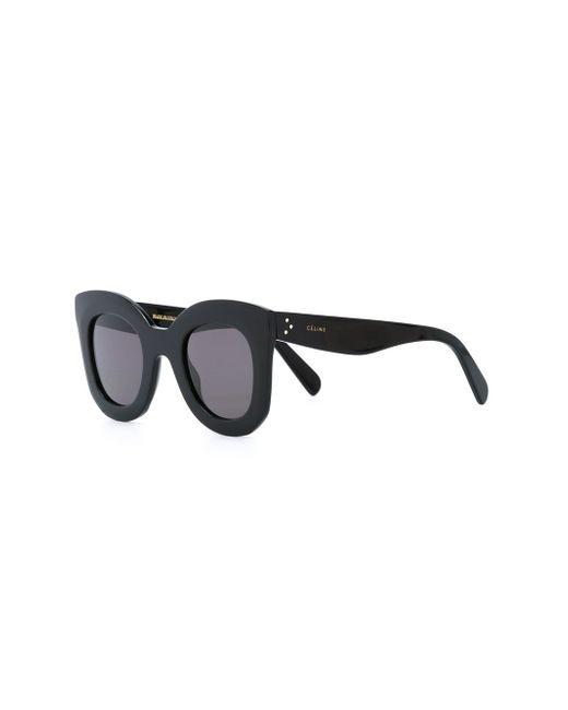 Солнцезащитные Очки Marta Céline                                                                                                              чёрный цвет