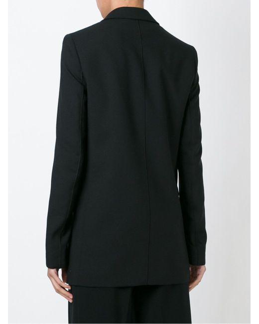 Double Breasted Blazer Nina Ricci                                                                                                              чёрный цвет
