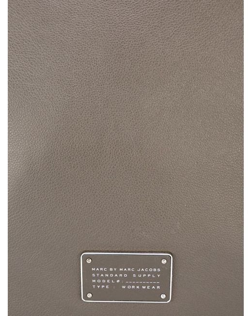 Сумка-Хобо New Too Hot To Handle Marc by Marc Jacobs                                                                                                              серый цвет
