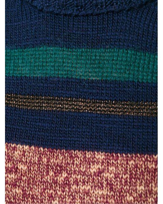 Свитер С Контрастными Полосками Kolor                                                                                                              многоцветный цвет