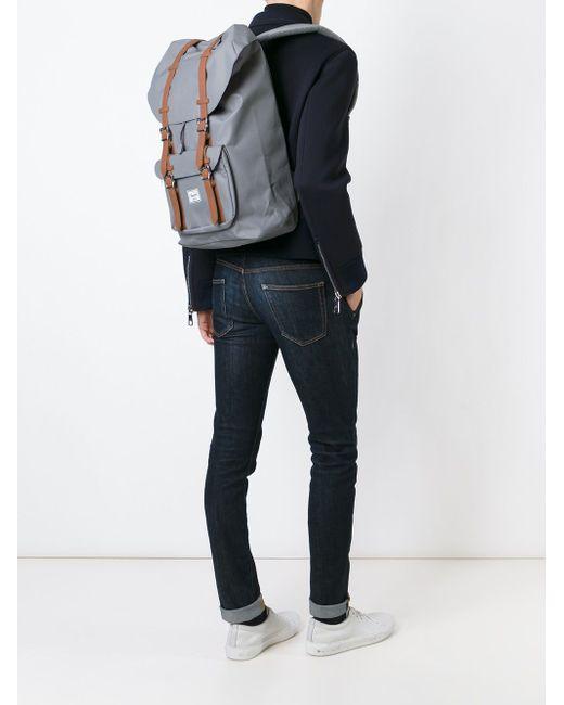 Рюкзак America Classic Herschel Supply Co.                                                                                                              серый цвет