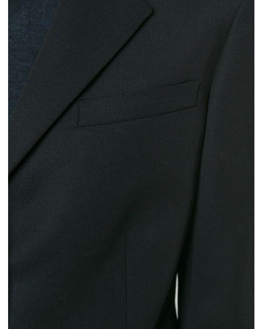 Классический Блейзер Jil Sander                                                                                                              чёрный цвет