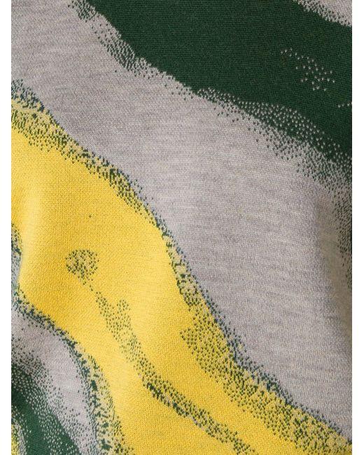 Свитер В Диагональную Полоску AALTO                                                                                                              серый цвет