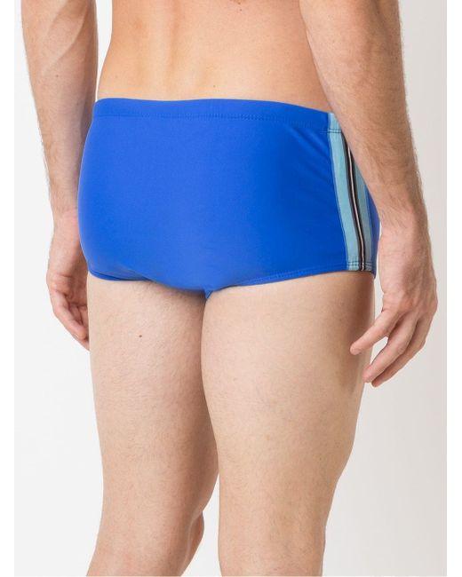 Swimming Trunks BLUE MAN                                                                                                              синий цвет
