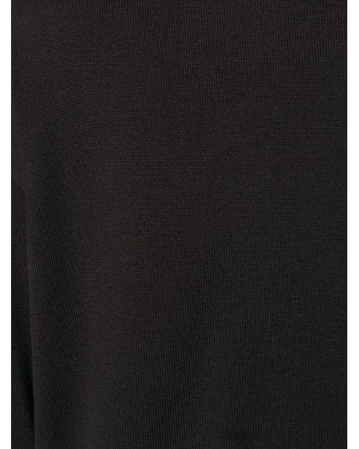 Свитер С Круглым Вырезом SOCIETE ANONYME                                                                                                              коричневый цвет