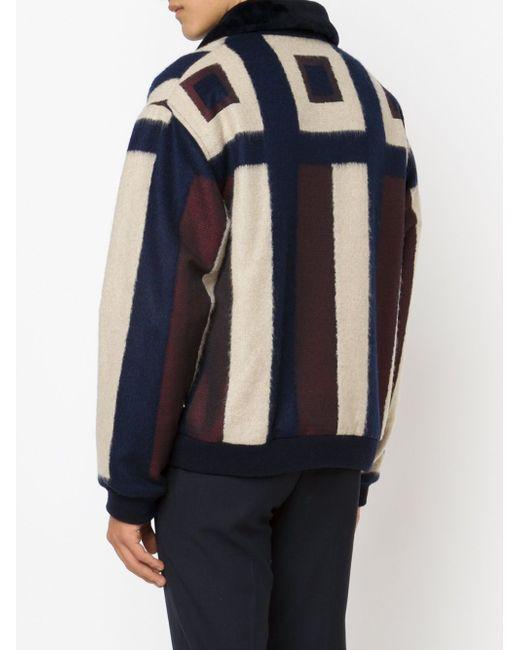 Куртка-Бомбер С Панельным Дизайном Melindagloss                                                                                                              чёрный цвет