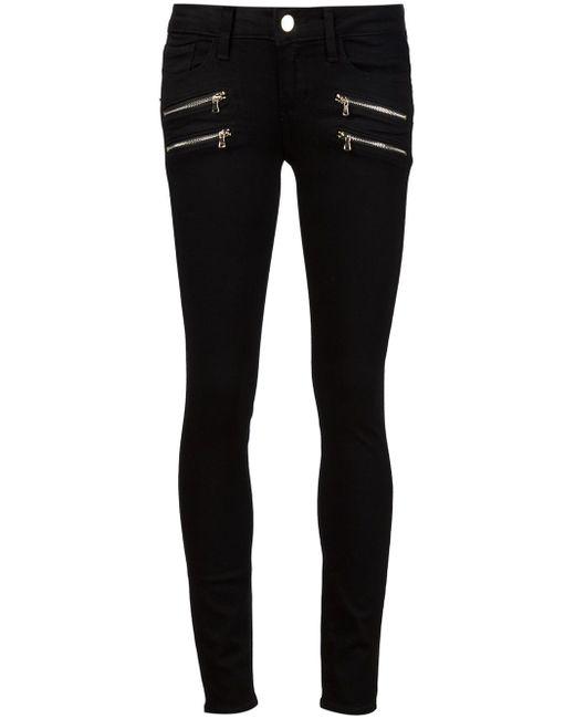 Edgemont Skinny Jeans Paige                                                                                                              чёрный цвет
