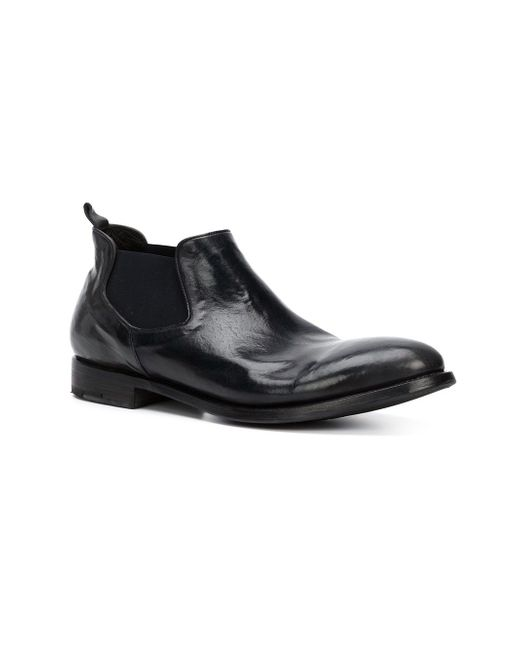Loafer Shoes Alberto Fasciani                                                                                                              чёрный цвет