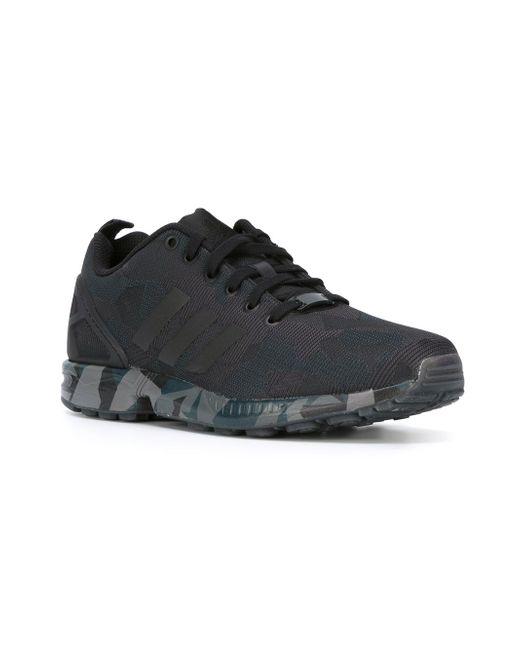 Zx Flux Sneakers adidas Originals                                                                                                              чёрный цвет