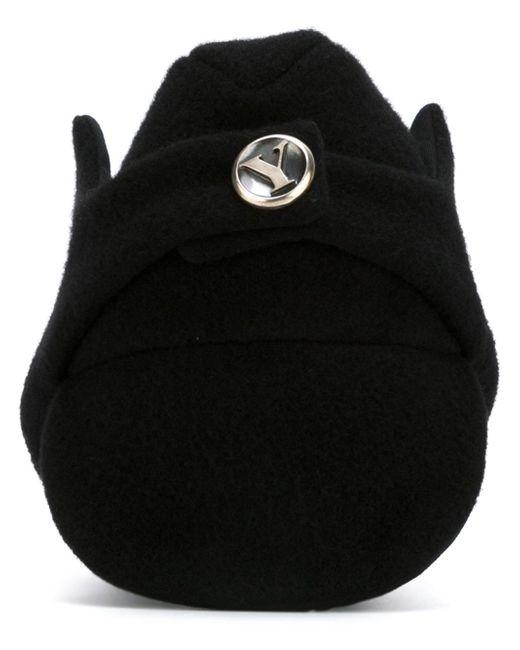 Шляпа В Стиле Милитари YOHJI YAMAMOTO VINTAGE                                                                                                              чёрный цвет