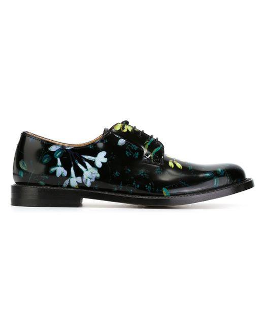 Ботинки Дерби The Real Tree Moncler                                                                                                              чёрный цвет
