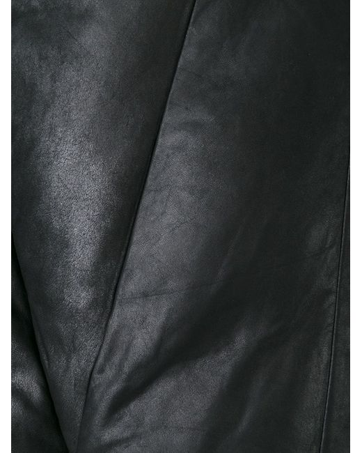 Объемный Пуховик С Панельным Дизайном JULIUS                                                                                                              чёрный цвет