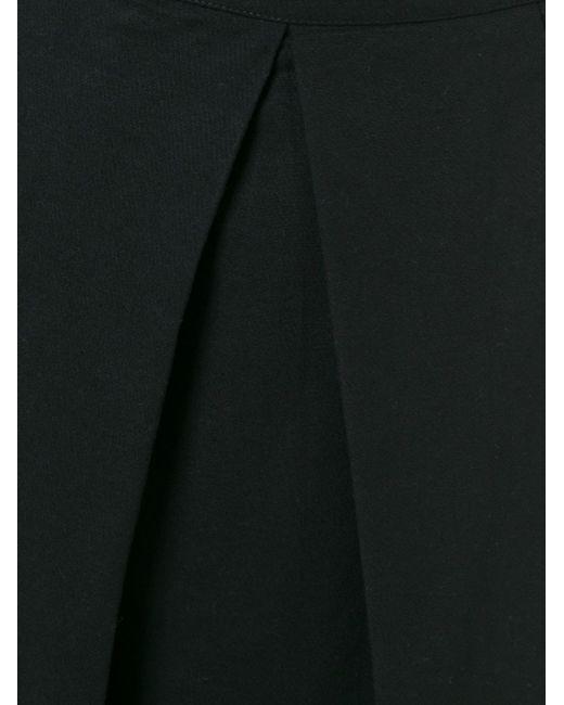 Брюки С Заниженной Проймой Masnada                                                                                                              чёрный цвет