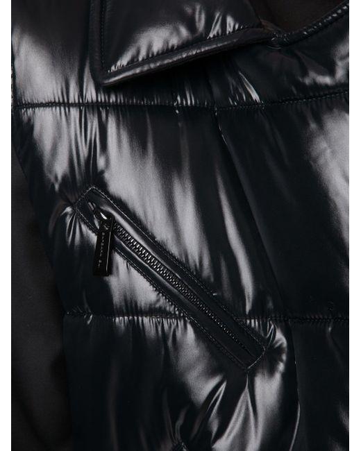 Стеганая Куртка Без Рукавов Barbara Bui                                                                                                              чёрный цвет