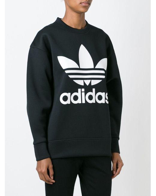 Толстовка X Hyke adidas Originals                                                                                                              чёрный цвет