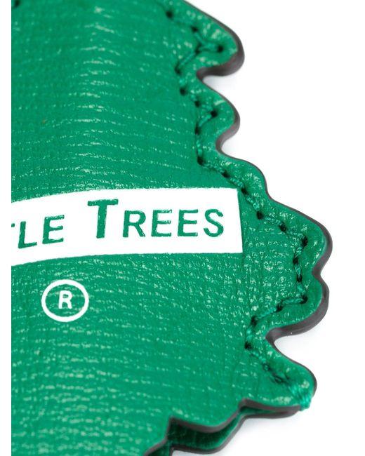 Брелок Для Ключей Little Tree Anya Hindmarch                                                                                                              зелёный цвет