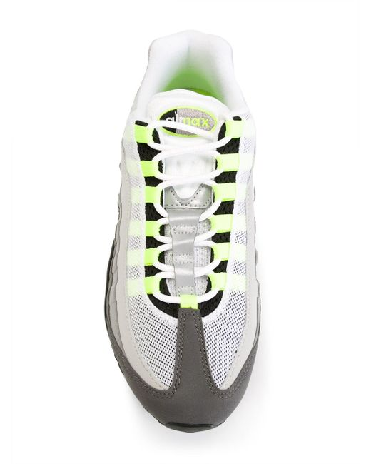 Кроссовки Air Max 95 Nike                                                                                                              серый цвет