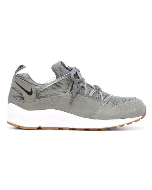 Кроссовки Air Huarache Light Nike                                                                                                              серый цвет