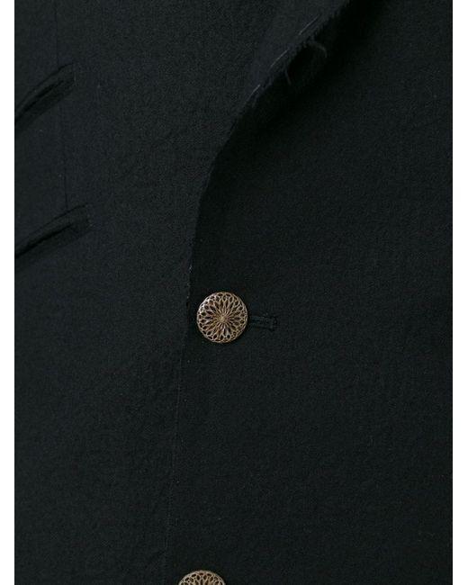 Двубортный Пиджак Maurizio Miri                                                                                                              чёрный цвет