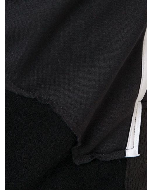 Спортивные Брюки Прямого Кроя GREG LAUREN                                                                                                              чёрный цвет