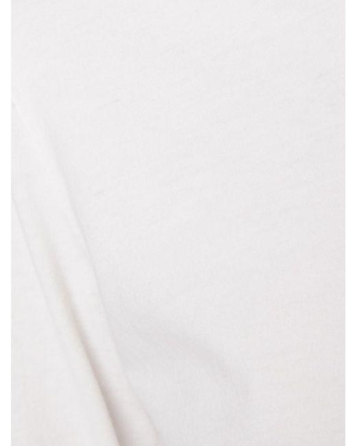 Кофта С Длинными Рукавами MAJESTIC FILATURES                                                                                                              белый цвет