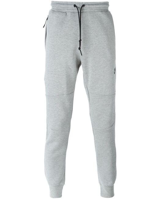 Спортивные Брюки Tech Fleece Nike                                                                                                              серый цвет