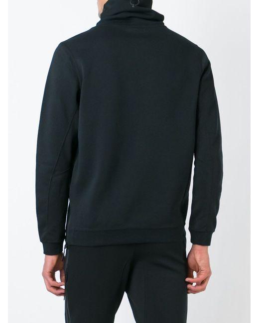 Tech Fleece Sweatshirt Nike                                                                                                              чёрный цвет