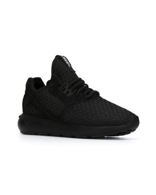 Кроссовки Tubular Runner adidas Originals                                                                                                              чёрный цвет