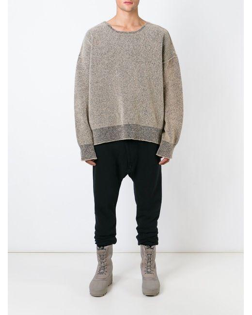 Спортивные Брюки Adidas Originals By Kanye West YEEZY                                                                                                              чёрный цвет
