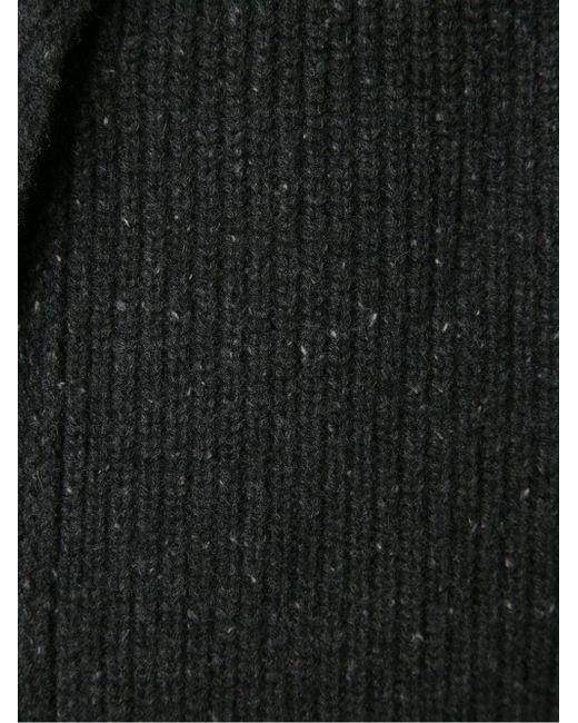 Ribbed Shawl Collar Cardigan RRL                                                                                                              серый цвет