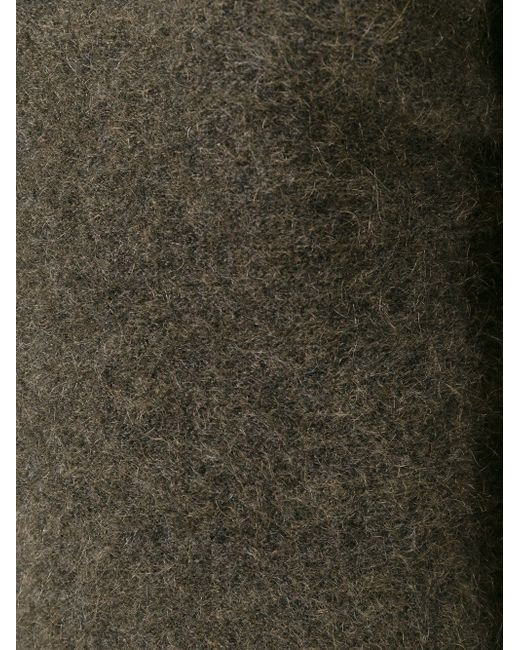 Свитер С Ворсом SOCIETE ANONYME                                                                                                              коричневый цвет