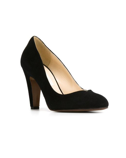 Туфли На Закругленным Носком L' Autre Chose                                                                                                              чёрный цвет