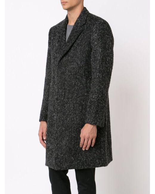 Классическое Однобортное Пальто Our Legacy                                                                                                              серый цвет