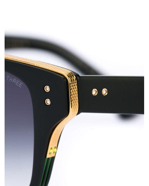 Солнцезащитные Очки Mach Three DITA Eyewear                                                                                                              чёрный цвет