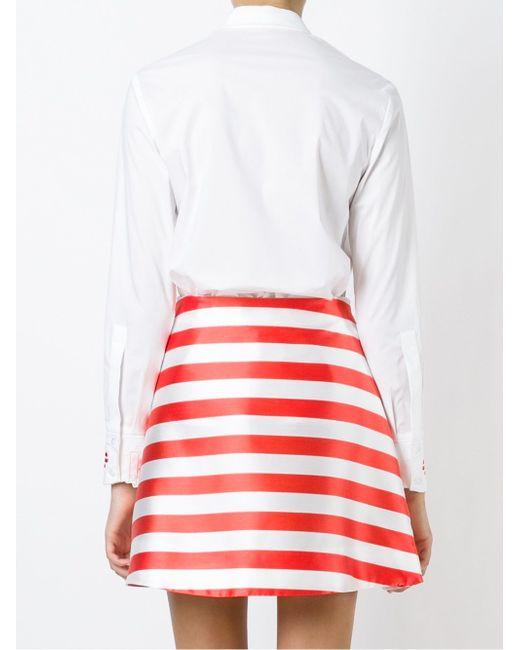 Классическая Рубашка Vivetta                                                                                                              белый цвет