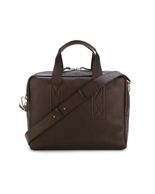Classic Briefcase Paul Smith                                                                                                              розовый цвет
