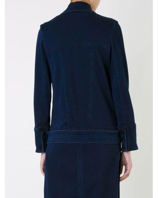 Длинное Пальто The Edition MANNING CARTELL                                                                                                              синий цвет