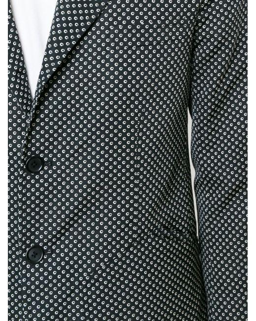 Жаккардовый Пиджак Dolce & Gabbana                                                                                                              чёрный цвет