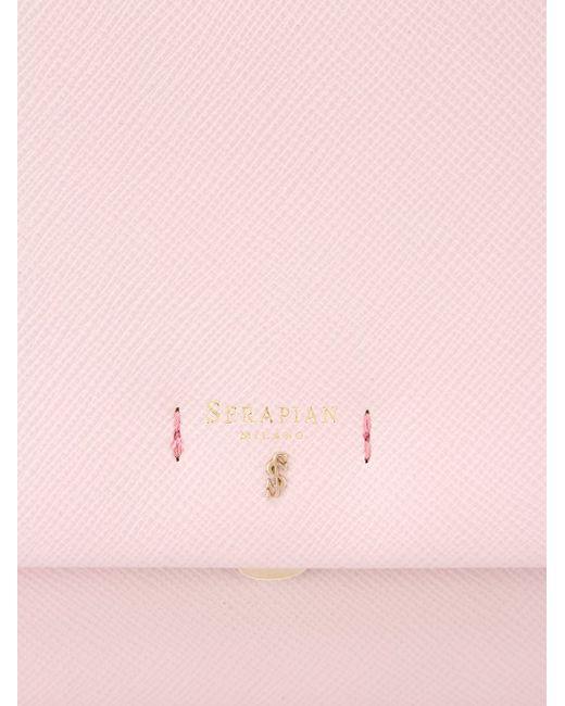 Сумка-Тоут Audrey Serapian                                                                                                              розовый цвет