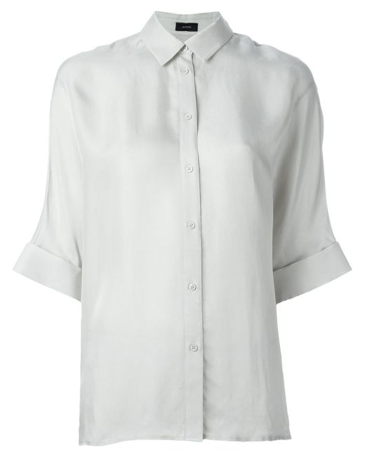 Рубашка Bryce Joseph                                                                                                              серый цвет