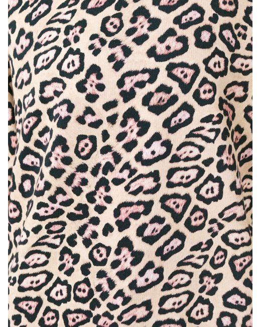 Толстовка С Леопардовым Принтом Givenchy                                                                                                              Nude & Neutrals цвет