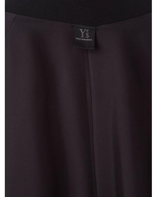 Тренч Ys YOHJI YAMAMOTO VINTAGE                                                                                                              чёрный цвет