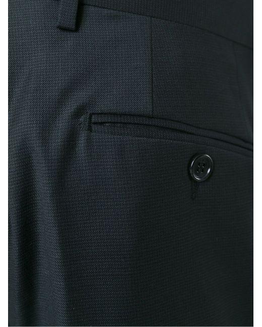 Деловой Костюм Fendi                                                                                                              чёрный цвет