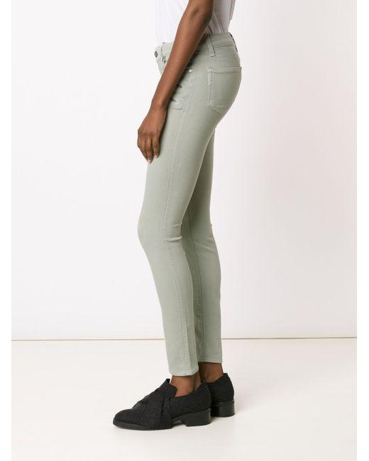 Джинсы Edgemont Paige                                                                                                              зелёный цвет