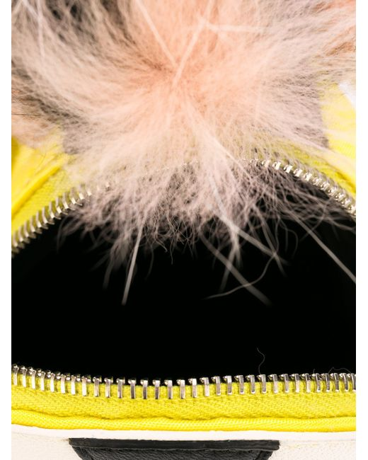 Брелок Bag Bug Fendi                                                                                                              желтый цвет