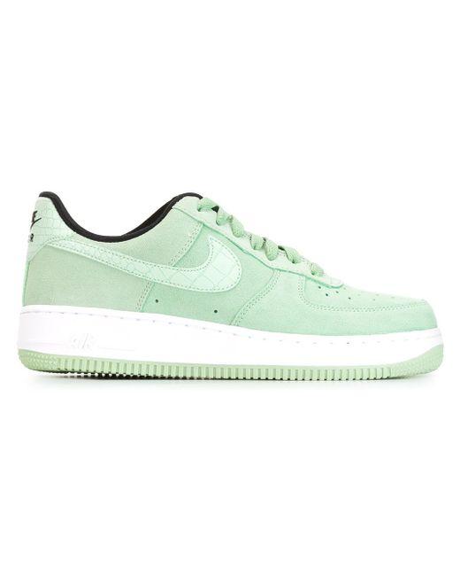 Кроссовки Air Force 1 07 Seasonal Nike                                                                                                              зелёный цвет