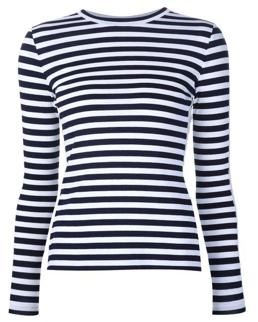 Lace Panel T-Shirt Natasha Zinko                                                                                                              белый цвет