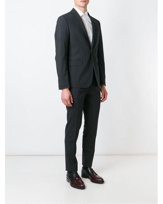 Classic Two-Piece Suit Dsquared2                                                                                                              чёрный цвет