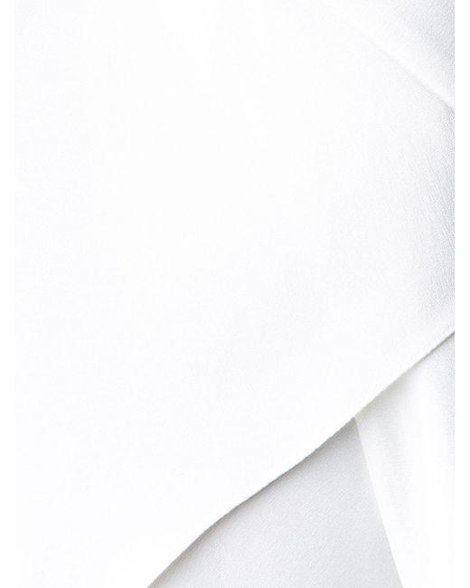 Топ Kay Roland Mouret                                                                                                              белый цвет