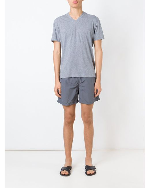 Classic Swim Shorts Ralph Lauren                                                                                                              серый цвет